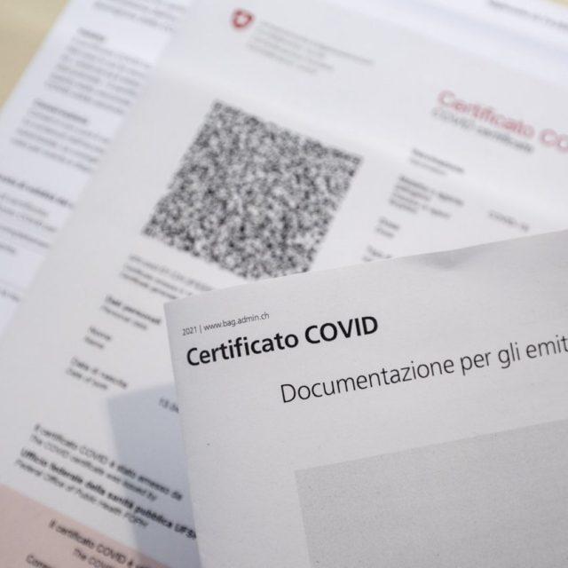 Certificato Covid: ecco le regole per la Società Nuoto Mendrisio